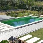 maison en kit avec piscine