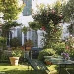 image maison avec jardin