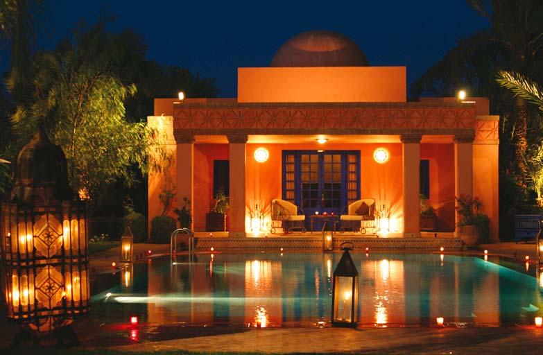 Image maison marocaine for Maisons marocaines modernes