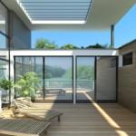 maison contemporaine ossature metallique