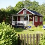 maison en bois suedoise