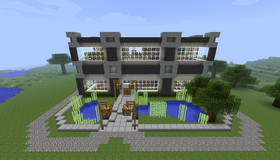 Stunning Maison Moderne Minecraft Xbox One Ideas - Best Image Engine ...
