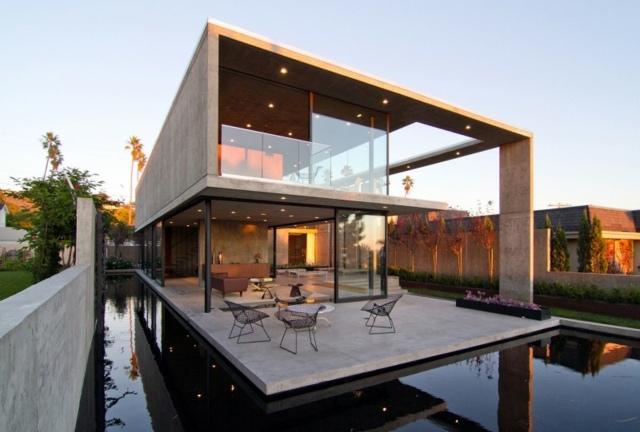 Maison moderne originale for Accessoire maison original