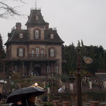 photo de maison hantée disneyland paris