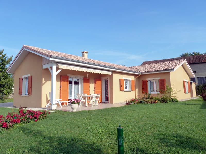 Photo de maison individuelle for Construction de maisons individuelles 4120a