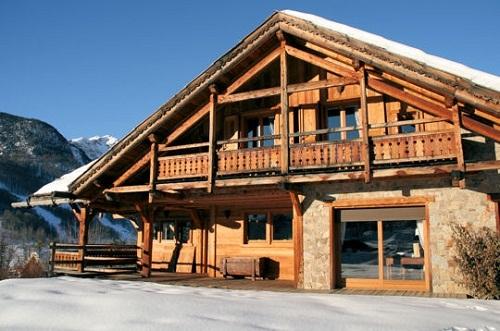 Chalet De Montagne En Bois - chalet bois montagne