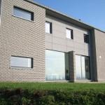 maison contemporaine grise