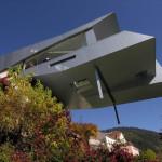 maison contemporaine italienne