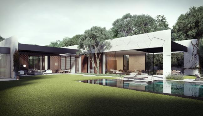 Maison contemporaine zen for Inspiration maison