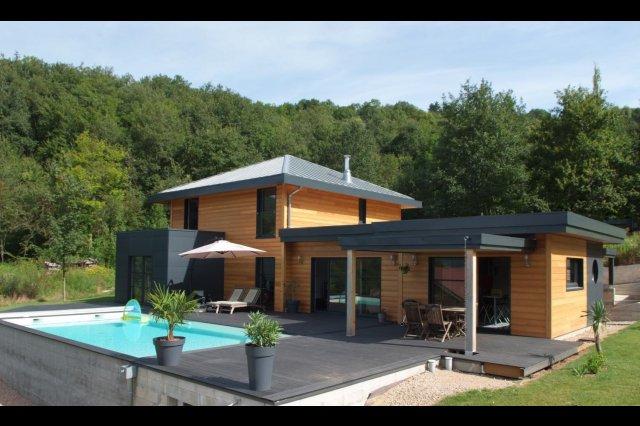 Les Maisons En Bois