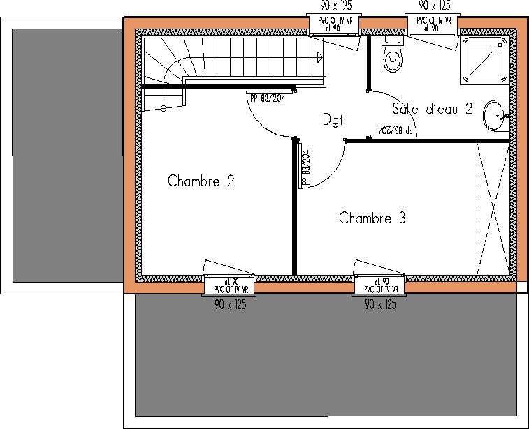 individuelle plan. Black Bedroom Furniture Sets. Home Design Ideas