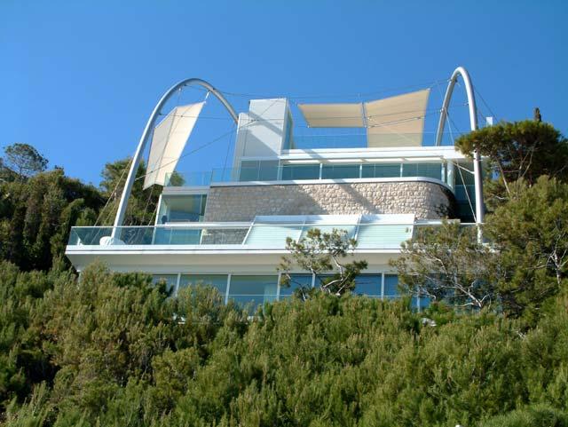 Moderne bord de mer - Maison moderne bord de mer ...