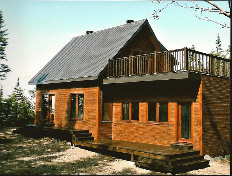 Image maison rustique for Maison rustique