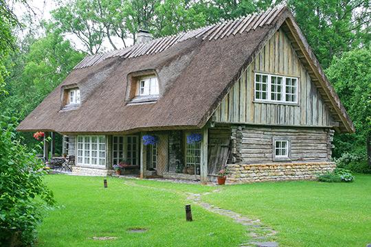 Maison rustique for Deco maison de campagne rustique