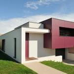 maison contemporaine économique