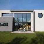 maison contemporaine facade