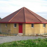 maison individuelle bois