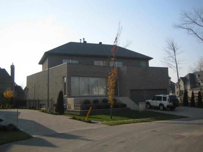 maison moderne grise ForMaison Moderne Grise
