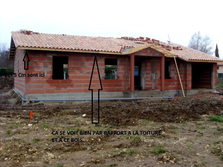 Photo de maison a batir for Micro fissure maison neuve