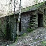 photo de maison en ruine