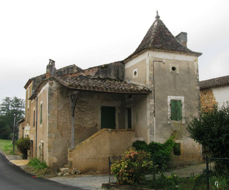 Image maison ancienne for Ancienne maison des gardes lourmarin
