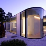 maison architecte en verre