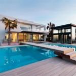 maison contemporaine luxe