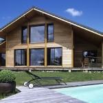 maison en bois savoie