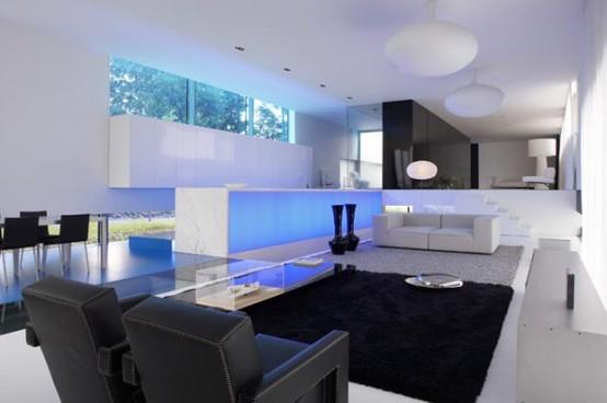 Maison ultra moderne - Maison ultra moderne ...