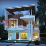 maison ultra moderne