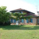 image maison traditionnelle