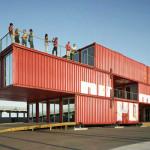Maison architecte container for Architecte maison container