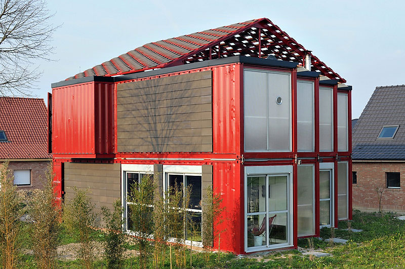 architecte container