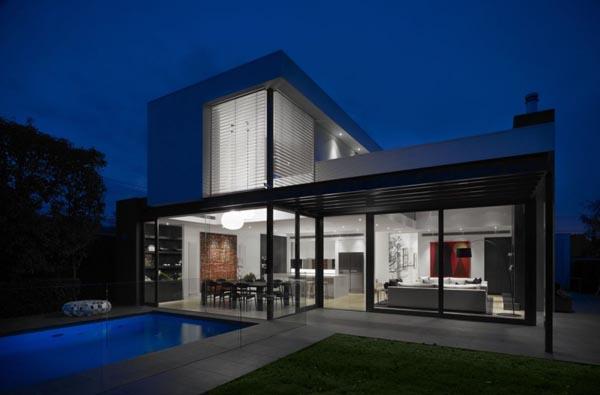 Maison Architecte Moderne. Fabulous Modele Interieur Maison ...