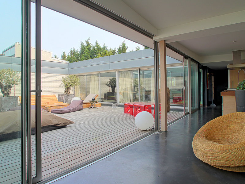 Maison contemporaine architecte - Architecte maison moderne contemporaine ...