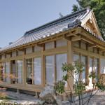 maison en bois japonaise