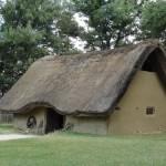 photo de maison gauloise