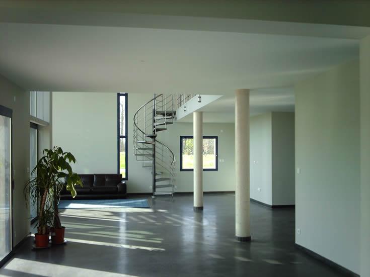 Image maison loft for Modele maison loft
