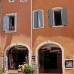 photo de facade de maison provencale