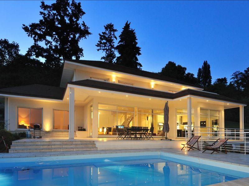 photo de maison d'architecte contemporaine