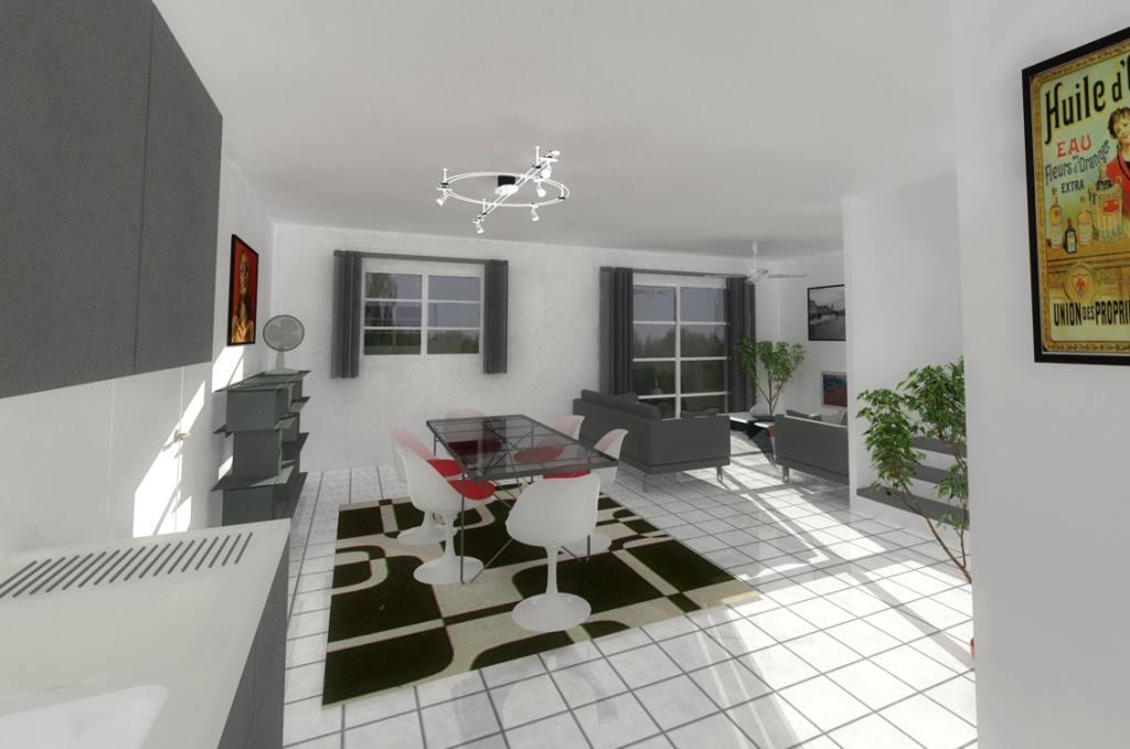 Interieur Maison Neuve Ventana Blog