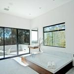photo maison moderne architecte