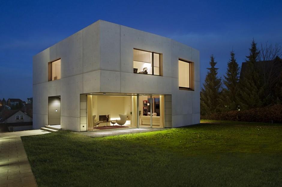Entzuckend Good Moderne Huser Cube Sourcecrave Com With Plan Maison Carre Moderne