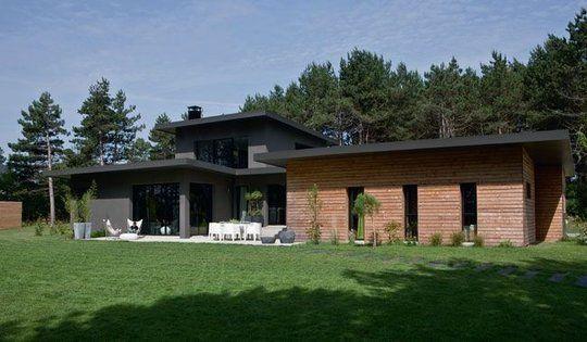 maison moderne exterieur 2014