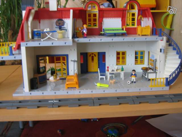 Plan De La Maison Playmobil – Avie Home