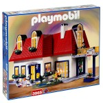 photo maison moderne playmobil