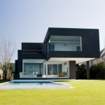 photos de maisons d'architectes modernes