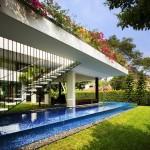 maison de star d'architecte