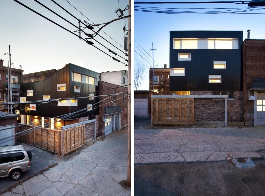 Maison De Ville Moderne &WU23 – HumaTraffin