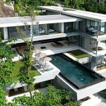 maison originale moderne